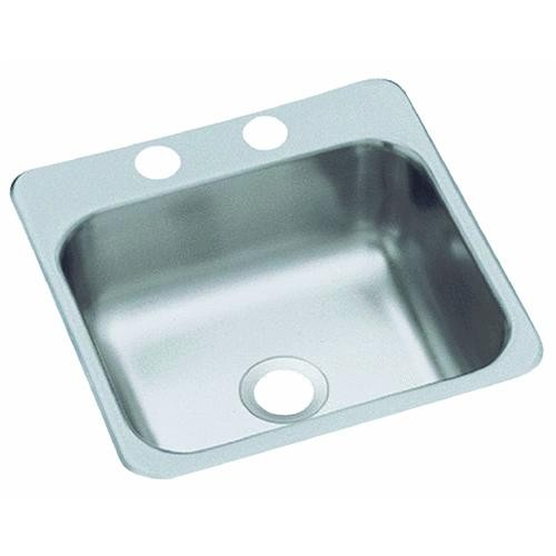 Elkay Neptune Single Bowl Sink Bar Stainless Steel