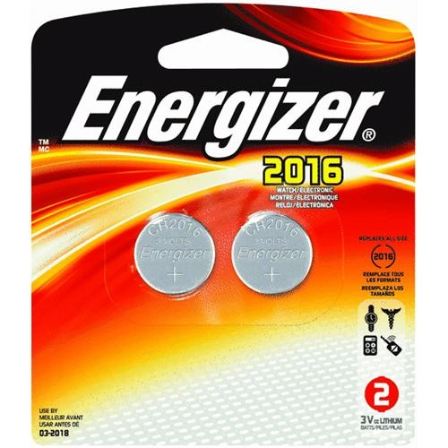 Energizer 3V Lithium Watch Battery