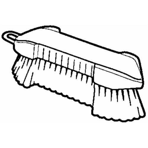F H P-LP Hang-Up Scrub Brush