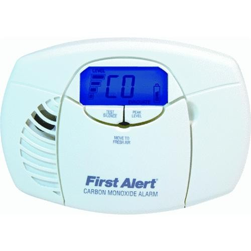 First Alert/Jarden First Alert Battery Powered EZ View Carbon Monoxide Alarm