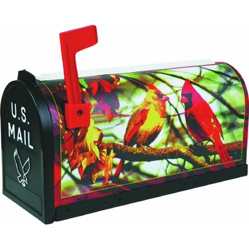 Flambeau Prod. No. 1 Cardinal Decorative Mailbox