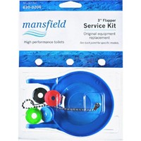 Mansfield Plumbing Flapper Replacement