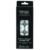 Candle-Lite 10-Pack Tea Light Candle