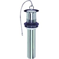 Plumb Pak/Keeney Mfg. CO Plug 1-Piece Brass Tubular