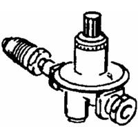 Mr. Heater High-Pressure Regulator with P.O.L