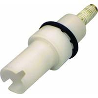 Delta Faucet 2-Handle With Spray Kitchen Faucet Diverter