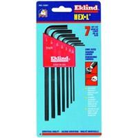 Eklind 7-Piece Long Arm Hex Key Set