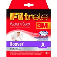 Electrolux Home Care Filtrete Hoover A Antimicrobial Vacuum Bag