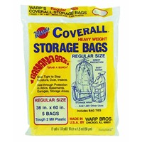 Warp Bros. Coverall Heavyweight Storage Bag