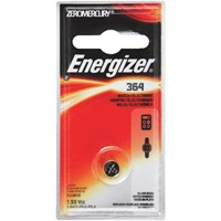 Energizer Energizer 364 Silver Oxide Coin Watch Battery
