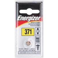 Energizer Energizer 371 Silver Oxide Coin Watch Battery