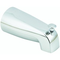 Do it Best Global Sourcing Do it Chrome-Plated Tub Spout With Diverter