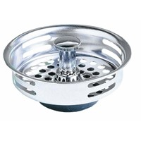 Do it Best Global Sourcing Do it Fits All Sink Strainer Basket And Stopper