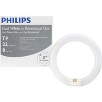 Philips Lighting Co Philips T9 4-Pin Circline Fluorescent Tube Light Bulb
