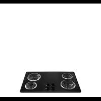 """Frigidaire 36"""" Electric Cooktop,FFEC3625LB, Black"""