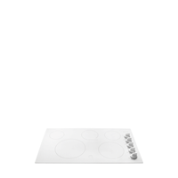 """Frigidaire 36"""" Electric Cooktop,FFEC3625LW, White"""