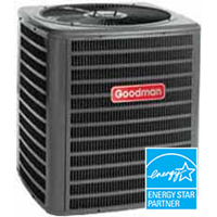 Goodman 16 SEER - R-410A - GSX Air Conditioner