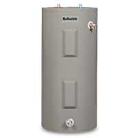 Reliance 28 Gallon Lowboy Electric Water Heater