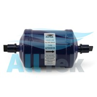 "AllTek Liquid Line Filter Drier, Unit Size 8 Cubic Inch, 3/8"" ODF Connection"