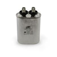 AllTek Oval Run Capacitor  10 MFD x 370/440V