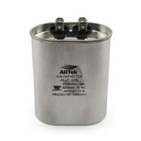 AllTek Oval Run Capacitor  40 MFD x 370/440V