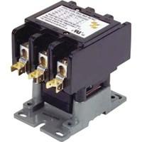 Smart Electric Contactor 50A 240V Coil 3-Pole Definite Purpose