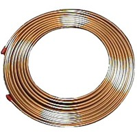 """Icool Copper Tubing, 3/4""""OD 50' Coil A/C Refrig ASTM B280 Red"""
