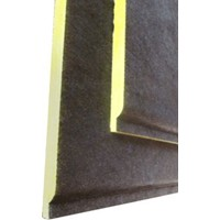 "Johns Manville Duct Board, 1""x48""x120"" R-4 Fiberglass"