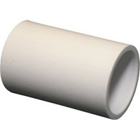 "PVC Schedule 40 Fittings PVC Coupling, 3/4"" Sch 40 (SOC)"