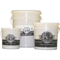 Polymer Adhesive Sealant, 1gal White CADS Duct