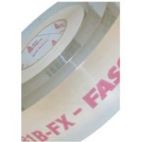 "Fasson-Avery Tape, 2-1/2"" x 60yd Fasson 0810 HVAC Foil"