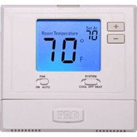 Pro1 IAQ Thermostat, Non-Programmable Single-Stage Digital