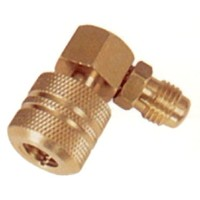 Master Cool Automatic Shut-Off Valve Fittings