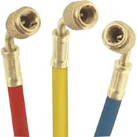 Uniweld Products Inc Soft Magic® Charging and Vacuum Hose  with Anti-Blowback Fittings