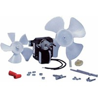 Sealed Unit Parts Co - SUPCO SUSM670 Motor Kit, Univ Fan 120VAC 3000rpm .55A CW/CCW
