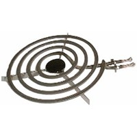 """Sealed Unit Parts Co - SUPCO SUSU202 Surface Element, 8"""" 2100W 240V 4 Turns Plug-In """"Y"""" Spider"""