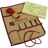 Flexcut Tool Co. 5-Piece Craft Carving Kit