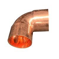 AllTek 90 Degree Copper Elbow Close Rough