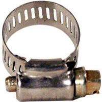 """Ideal Corp. 1-1/4"""" to 2-1/4"""" Clamp"""