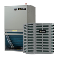 OXBOX Complete Split AC System with Front Return AHU