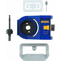 Irwin Metal & Wood Door Lock Installation Kit