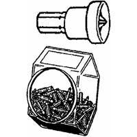 Best Way Tools No. 2 Phillips Drywall Dimpler Screwdriver Bit Display