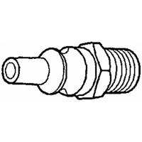 Mr. Heater Gas Mate II Male Full Flow Plug