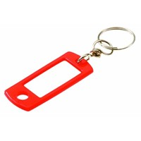 Lucky Line I.D. Key Tag With Swivel