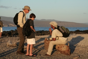 galapagos tourism report