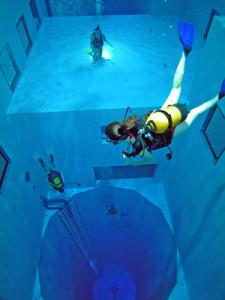 Mergulhando na Nemo 33