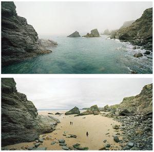 Diferenças da maré