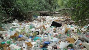 Lixo acumulado