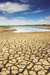 Escassez de água