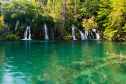 Ecossistemas - cachoeira